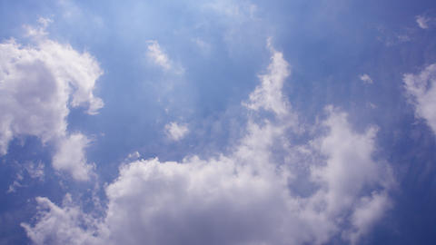 Sky Cloud 110807 B HD Footage