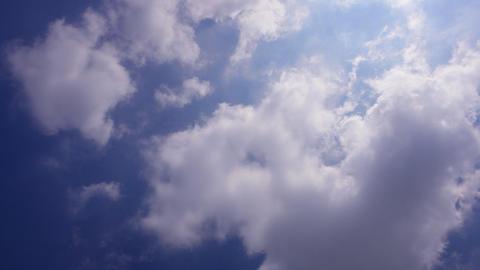 Sky Cloud 110809 A 2 HD Stock Video Footage
