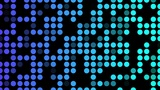 Blue shade dots Animation