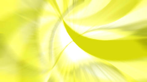 Abstract yellow patterns swirling Animation