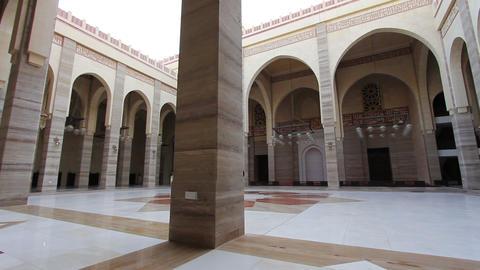 Bahrain Al Fateh Grand Mosque Stock Video Footage