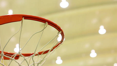 basketball sequence Stock Video Footage