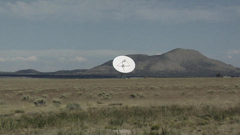 Radio Antennas at the Very Large Array of the National Radio Astronomy Observato Live Action