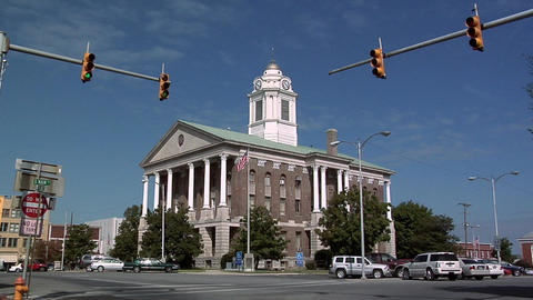 Town hall of Shelbyville, Tennessee Live Action