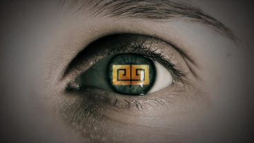 EYE LOGO Plantilla de After Effects