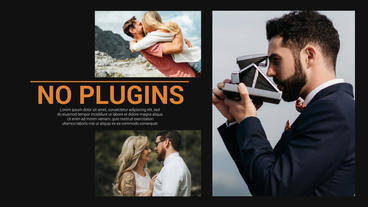 Clean Elegant Slide Show After Effects Template