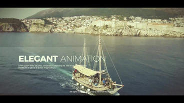 Cinematic Demo Reel MA After Effects Templates