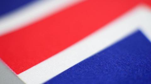 Flag of United Kingdom Image