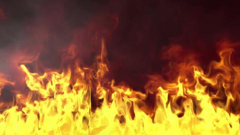 Fire Loop Animation