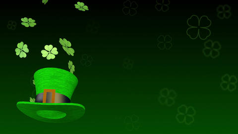 Saint Patrick's Day animation 애니메이션