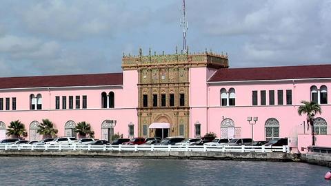 US Custom House San Juan Live Action