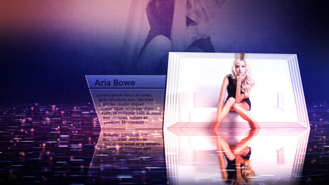 Elegant Fashion Presentation After Effects Template