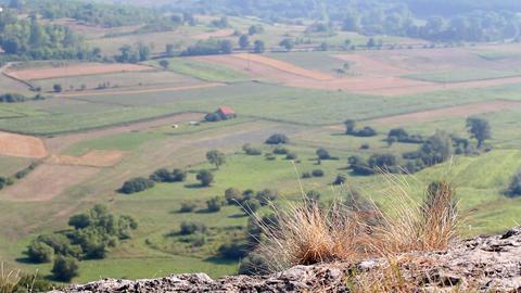 Rural Landscape stock footage