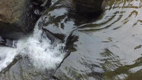 waterfall in Koh kood Top Thailand Travel holiday trip Footage