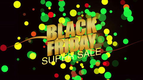 Black Friday Super Sale Bild
