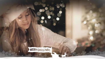 Christmas Slideshow After Effects Templates
