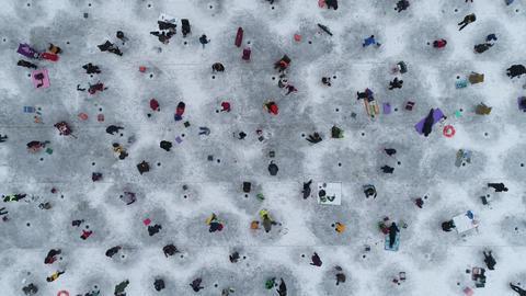 hwacheon sancheoneo ice festival Archivo
