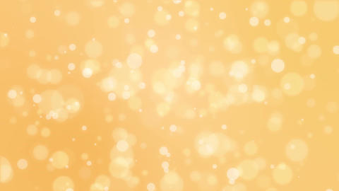 Christmas golden bokeh background Animation