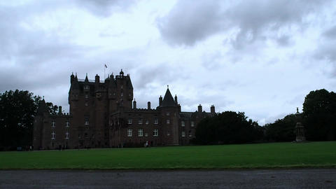Glamish Castle, Scotland Archivo