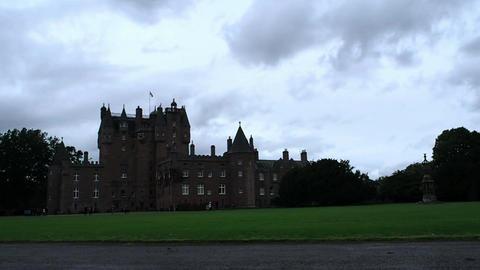 Glamish Castle, Scotland Footage