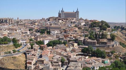 Toledo, Spain Footage