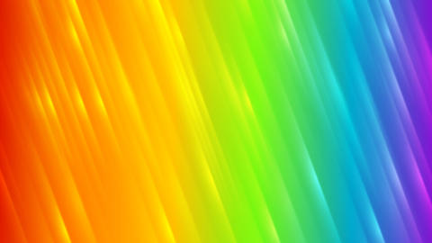 Colorful rainbow abstract striped video animation Animation