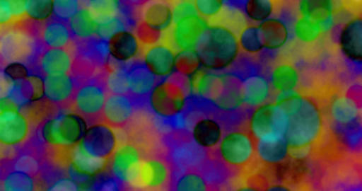 Psy Colored Particles Fast Moving Background Animation