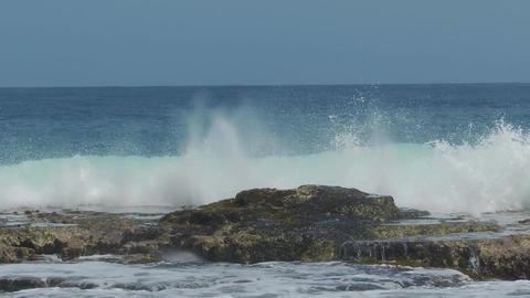 Ocean Waves Footage