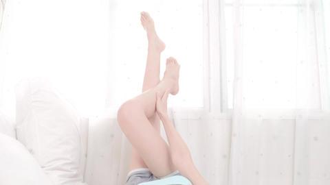 Sexy woman leg Live影片