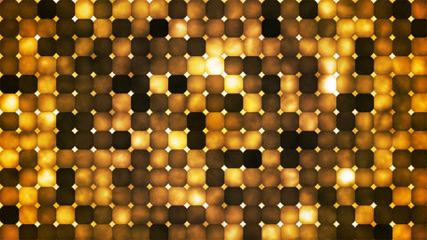 Broadcast Abstract Hi-Tech Smoke Bead Patterns, Brown, Loopable, 4K Animation
