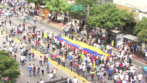 Protest for freedom in Venezuela, Against communism, Against socialism ビデオ