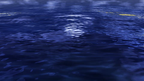 Water Surface 16 N Gf 4 K, CG動画素材