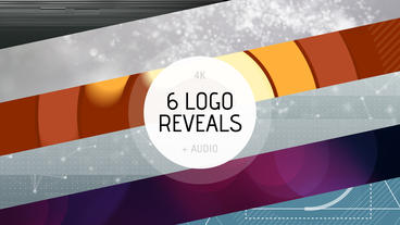 Logo Ident Reveal Pack After Effects Template