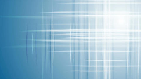 Digital futuristic blue tech abstract motion background Animation