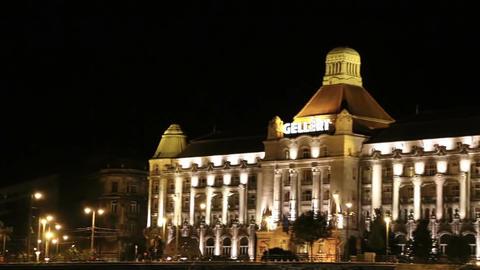 Night Budapest, Hungary Bild