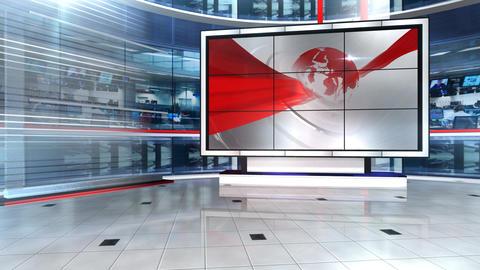 Virtual Newsroom Live Action