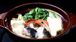 Seafood Sumo Wrestler Hot Pot Live Action