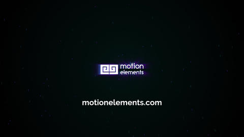 Fast Colorful Logo Reveal After Effects Template