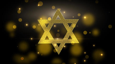 Star of David Animation
