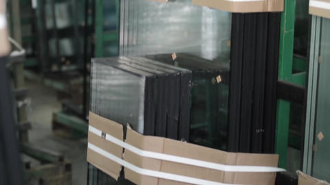 Double-glazed windows for plastic windows Footage