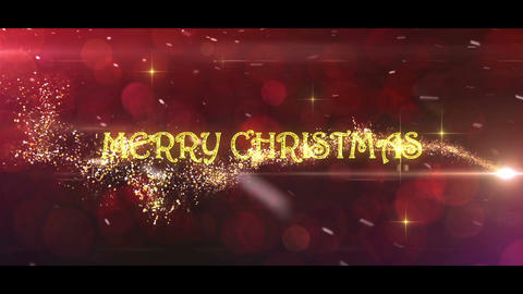 Christmas After Effects Template