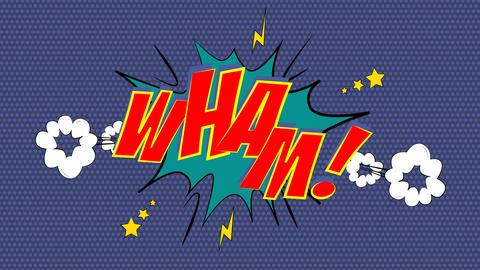 Crash! Wham! Smash! Animation