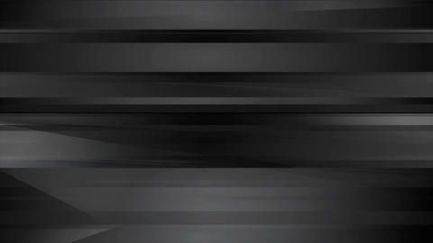 Abstract black tech stripes video animation Animation