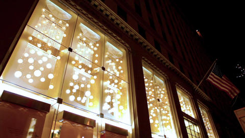 Hanging lights Live Action