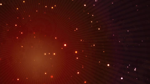Particle grunge red Footage