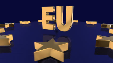 elegant gloden EU animation loopable 4k 11786 Animation