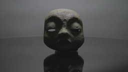 Horrible Mask - Creepy Doll