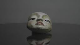 Horrible Mask - Creepy Doll 1