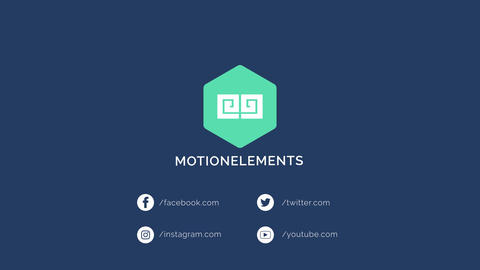 Social Logo Reveals v2 After Effects Template