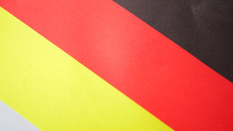 Germany flag turning Archivo